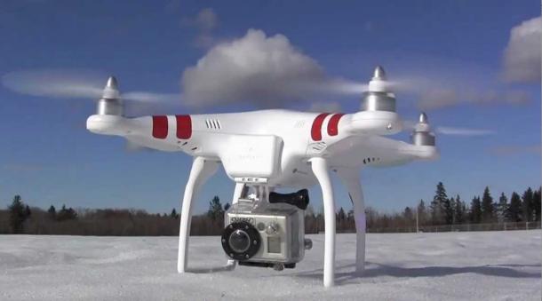 Remote_Image_Capturing_Drone